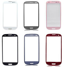 Vogue Outer Front Glass Lens Cover Repair For Samsung Galaxy S S2 S3 S4 Note NEW
