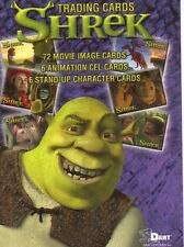 Shrek 72 card set