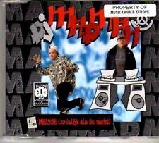 (BH114) DJ Madman, Meisje (Zo Leleijk Als De Nacht)- CD