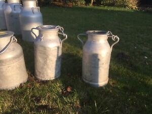 Französische Milchkanne  alt 20 L Vintage Deko
