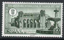 SPAIN MNH 1966 SG1855 50th International Fair, Valencia