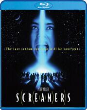 SCREAMERS (1995) (WS) (BLU RAY) Region A - sealed