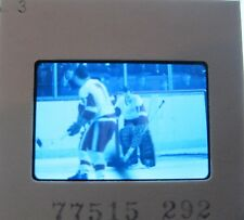 ROGER CROZIER Detroit Red Wings Buffalo Sabres Capitals ORIGINAL SLIDE 27