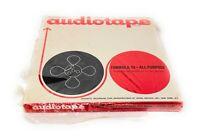 "Audiotape Formula 10 All Purpose Type 1251 Reel 7"" 1200FT Acetate Audio Devices"
