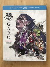 Garo: Crimson Moon - Season Two Part One [New Blu-ray] With DVD, Boxed Set