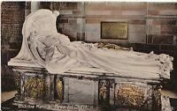 Wales Postcard - Gladstone Memorial - Hawarden Church - Flintshire  A9168