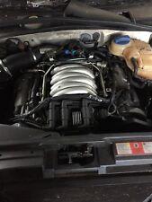 Audi A6 C5 2.5 V6 5V COMPLETE ENGINE AML 162BHP 60k