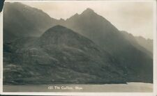 Real photo Skye the cuillins  1952