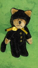 Boyd's Bears Plush~T. F. Wuzzie~TREAT~Cat~3 Inches~596002~Mini~New Old Stock~