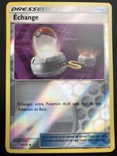 Carte Pokemon ECHANGE 67/73 Reverse Soleil et Lune 3,5 SL3.5 FR NEUF