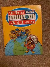 WEETABIX  1980s Vintage Collectabke Childrens Atlas