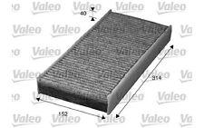 VALEO Filtro, aire habitáculo PEUGEOT 407 715570