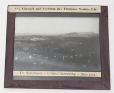 Eisenach, antikes Lichtbild Glasplatte ca. 1920 #E875