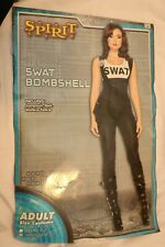 halloween costume swat girl