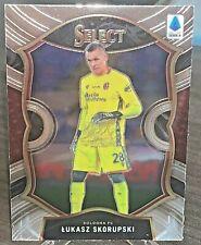 2020-21 Chronicles Soccer Select Serie A #18 LUKASZ SKORUPSKI Bologna FC