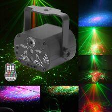 64Muster Lichteffekt RGB Laserlicht DJ Projektor LED Disco Beleuchtung für Party