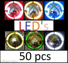 Xbox 360 controller LED Ring Of Light Mod Kit 50pc - Pick color(s) you want