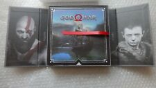 God of War Press Kit PS4 for Sony PlayStation 4 God of War Press Kit Very Rare.