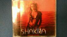SHAKIRA - WHENEVER WHENEVER. CD SINGOLO 4 TRACKS