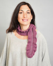 Jasmine Beaded Scarf Knitting Kits