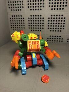 Roboforce Glyos Mystery Maxx Club Zeton Toyfinity Loose Complete