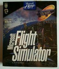 Microsoft Flight Simulator 5.1 CD-ROM Bonus Pack (PC, 1996)