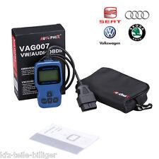 Autophix VAG007 OBD2 Diagnosegerät Code Reader für Audi VW Seat Skoda / VAG PKW
