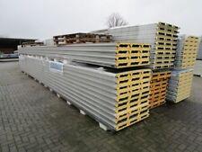 (29,25€/m²) 30mm Sandwichplatten II.Wahl Isoplatten Dachplatten