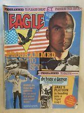 EAGLE DAN DARE  - 15th JANUARY 1983