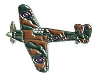 New WW2 Hawker Hurricane RAF Aircraft Military Metal Enaml Badge Royal Air Force