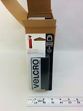 """Velcro 2 Packs 90199 2"""" x 4"""" Black Velcro Industrial Strength Strips Lot of 6"""