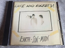 LOVE AND ROCKETS - Earth, Sun And Moon CD Alternative Rock / New Wave USA