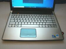 """Gateway ID49C07u/Core i3 M350 2.27ghz/4gb/80gbHD/Windows 10 Home/Webcam/BT/14"""""""