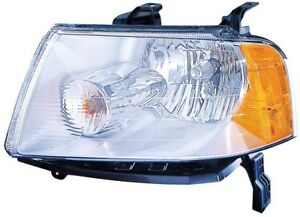 Headlight Assembly Left,Front Left Maxzone 330-1129L-AC fits 2005 Ford Freestyle
