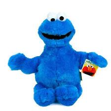 Krümelmonster Plüschfigur 32cm Sesamstrasse Cookie Monster
