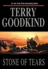 The Sword of Truth: STONE OF TEARS, Bk 2 by Terry Goodkind - PB ed