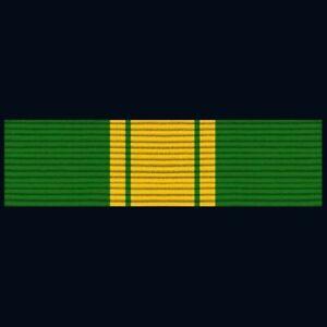 NAVY ROTC  UNIT NJROTC RECRUITING RIBBON PIN UP US ARMY MARINES NAVY