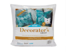 "SET OF 4 Decorator's Choice Pillow Insert - 16"" x 16"" NEW"