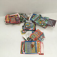 scratch off PA. non winning  losing lottery ticket lot from various years