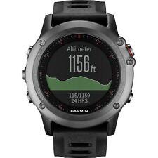 Garmin Fenix 3 Gris GPS Running Triathlon GLONASS Sports Watch Garantie Complète