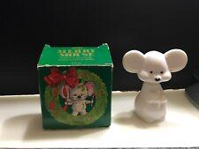 Vintage 1979 Avon Merry Mouse Zany Cologne .75 Fl Oz