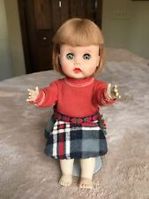 Vintage Arranbee (R&B) Littlest Angel Doll10 1/2�Sleep Eyes ,Original Dress Hat