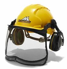 McCulloch PRO016 Protective Forestry Chainsaw Helmet
