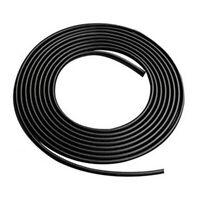 16FT/5M Black Moulding Trim Rubber Strip Car Door Scratch Protector Edge G D2S3