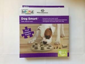 Nina Ottosson Outward Hound Dog Treat Game - Dog Smart
