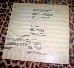 TERRY RILEY ~ IN C. Orig UK 1971 vinyl LP. Orange CBS. M-/EX+.