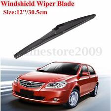 New 12'' Black Rear Window Windshield Wiper Blade Universal For Dodge Jeep Kia