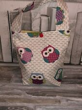 Handmade DoorStop OWL UNFILLED