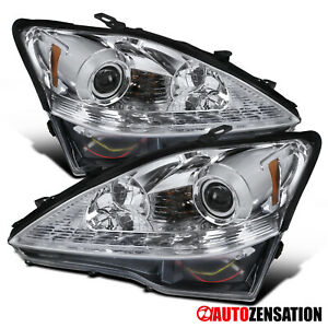 W//O HID FITS FOR 2006 2007 2008 LX IS250 IS350 HEADLIGHT HALOGEN RIGHT