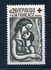 FRANCE - 1961 - yvert 1323  Croix ROUGE, Rouault neuf**